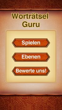 Wörter Guru - Worträtsel suchen auf Deutsch screenshot 3