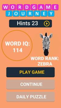 Word Game Journey screenshot 1