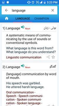 English to Urdu to English screenshot 3