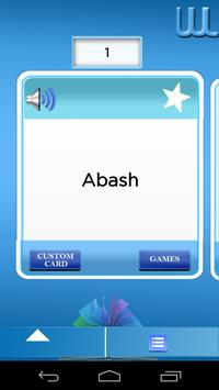 WORD LEARNER-GRE VOCABULARY apk screenshot