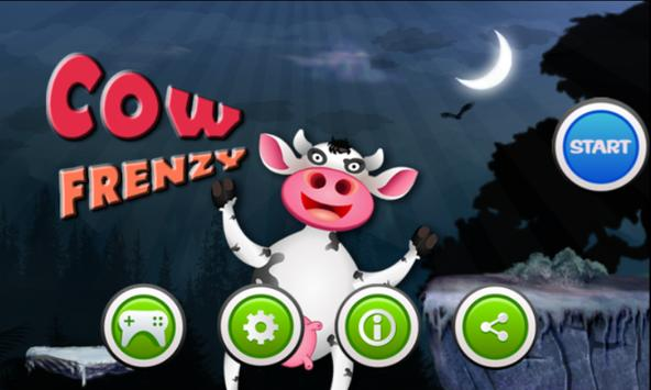 Cow Frenzy poster