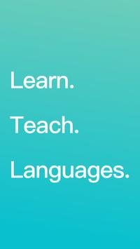 Pop On - Learn or teach English Spanish Chinese... poster
