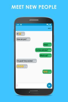 BoomChat - Anonymous Random Chat screenshot 1