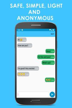 BoomChat - Anonymous Random Chat screenshot 2