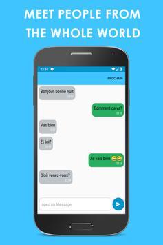 BoomChat - Anonymous Random Chat screenshot 3