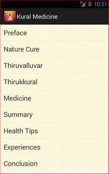 Kural Medicine poster