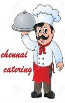 chennai catering poster