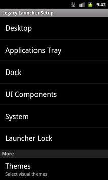 Legacy Launcher screenshot 5