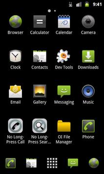 Legacy Launcher screenshot 1