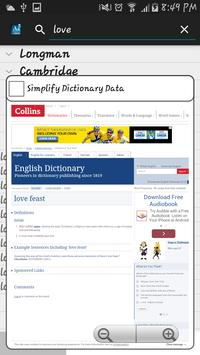 Dictionary Search screenshot 3