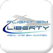 Flight Sim Liberty icon
