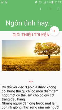 Ngôn tình đặc sắc offline apk screenshot