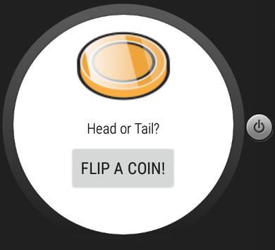 Flip Coin apk screenshot