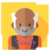 Friendly - Contador de Pessoas icon