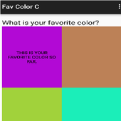 What's YOUR Favorite Color? icon
