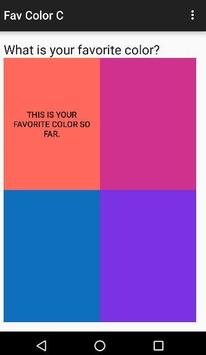 What's YOUR Favorite Color? poster