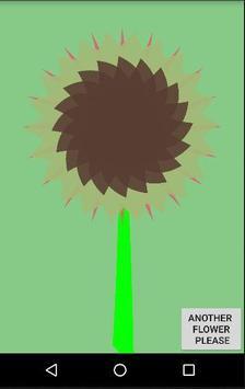 Random Flower poster