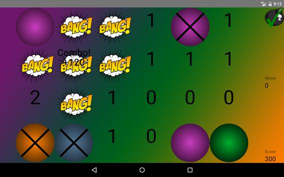 Circlesweeper (Minesweeper) apk screenshot