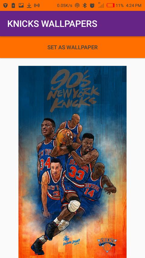 New York Knicks Wallpapers For Android Apk Download