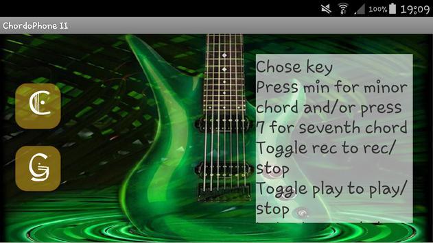 Chord-O-Phone II poster