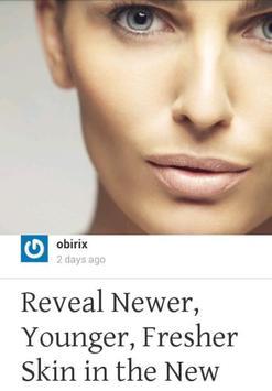 Skin care tips apk screenshot