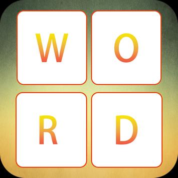 Word Game - Match The Words poster