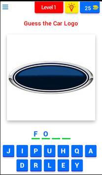 Car Logos poster