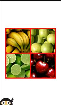 Guess the Fruit poster