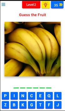 Guess the Fruit apk screenshot
