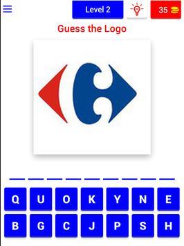 France Logos Quizz apk screenshot