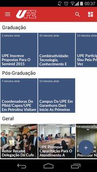 UPE em Foco poster