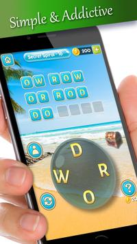 Addictive Word Search game - Sun Word poster