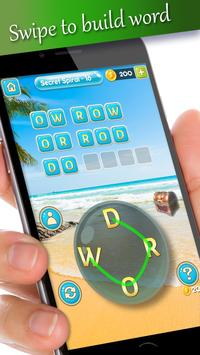 Sun Word: A word search and word guess game screenshot 1