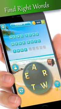 Addictive Word Search game - Sun Word apk screenshot