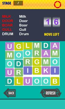 Words Puzzle For smarts only apk screenshot