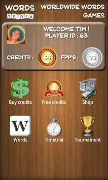 Words Trivia screenshot 2