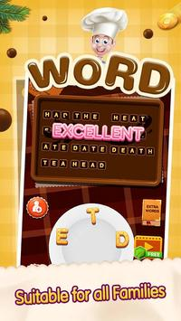 Wordscape 2018:Connect Word-CrossWordGame screenshot 4