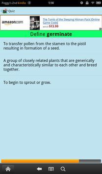 Words for Gardening screenshot 3