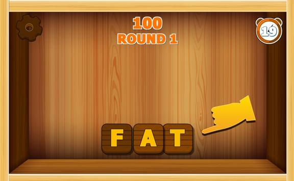 Handy  Scrambled Words  game screenshot 2