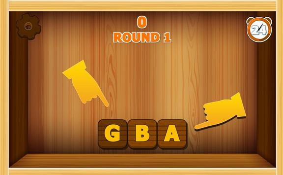 Handy  Scrambled Words  game screenshot 4