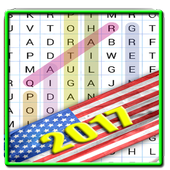 word search usa 2017 R1 icon