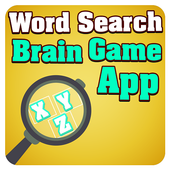 Word Search Brain Game App icon