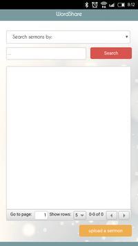 WordShare screenshot 1