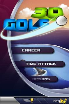 Golf 3D screenshot 2
