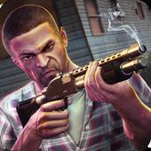 Icona Gangster estremo 3D
