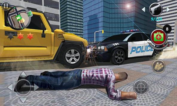 Grand Gangsters 3D apk स्क्रीनशॉट
