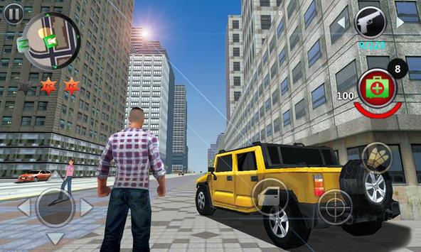 Tên Cướp Bá Đạo 3D ảnh chụp màn hình 4