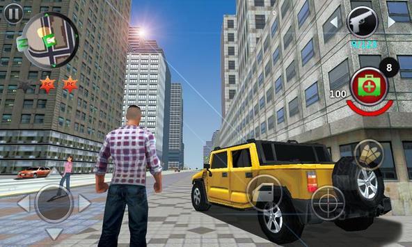 Grand Gangsters 3D apk screenshot