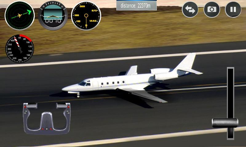 Plane Simulator for Android - APK Download
