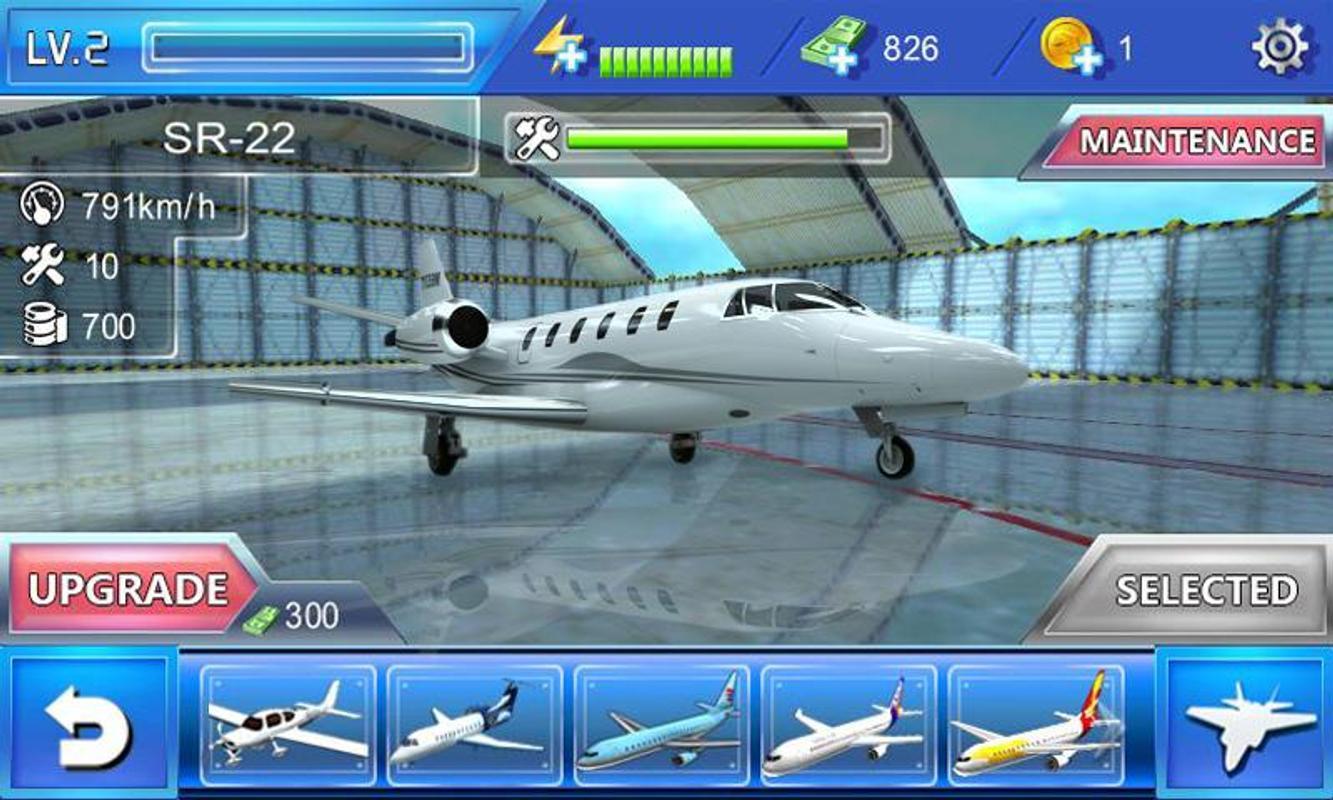 Simulador De Avi N 3d Descarga Apk Gratis Acci N Juego